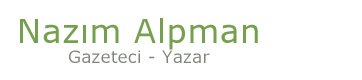 Nazım Alpman Logo